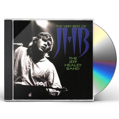 Jeff Healey VERY BEST OF CD