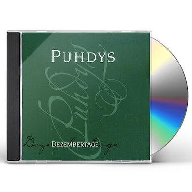 Puhdys DEZEMBERTAGE CD