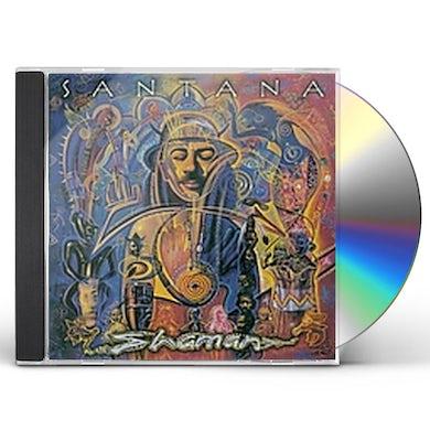 Santana SHAMAN CD
