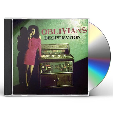 Oblivians DESPERATION CD
