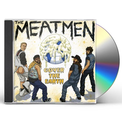 The Meatmen COVER THE EARTH CD