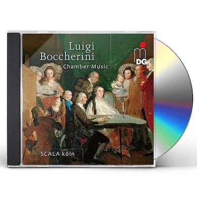 Boccherini CHAMBER MUSIC CD