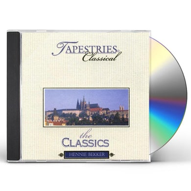 Hennie Bekker CLASSICAL TAPESTRIES-THE CLASSICS CD