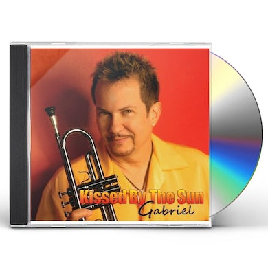 Gabriel Mark Hasselbach KISSED BY THE SUN CD