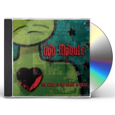 God Module MAGIC IN MY HEART IS DEAD CD