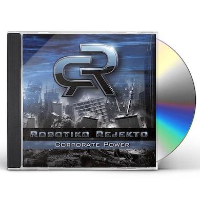 CORPORATE POWER CD