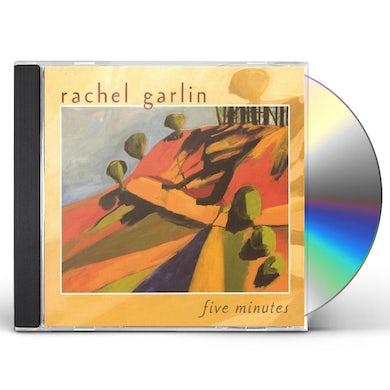 Rachel Garlin FIVE MINUTES CD
