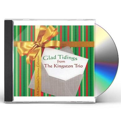 Kingston Trio GLAD TIDINGS FROM CD