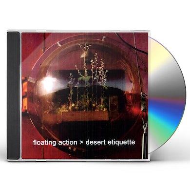 Floating Action DESERT ETIQUETTE CD