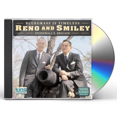 Reno & Smiley STONEWALL'S BRIGADE CD