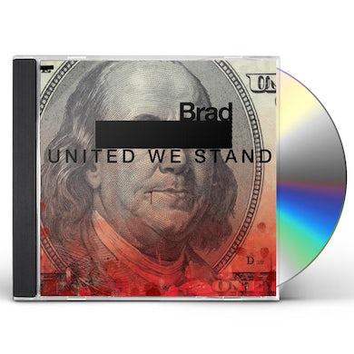 Brad UNITED WE STAND CD