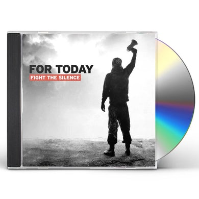 For Today FIGHT THE SILENCE CD