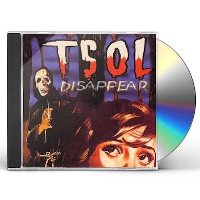 T.S.O.L. DISAPPEAR CD