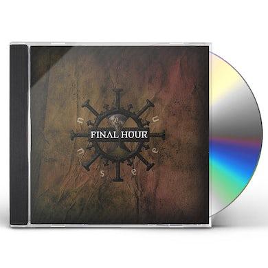 Final Hour UNSEEN CD