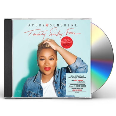 Avery Sunshine TWENTY SIXTY CD