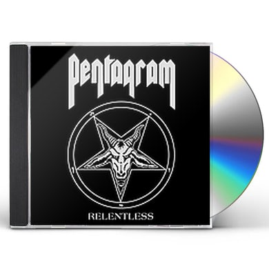 Pentagram RELENTLESS CD