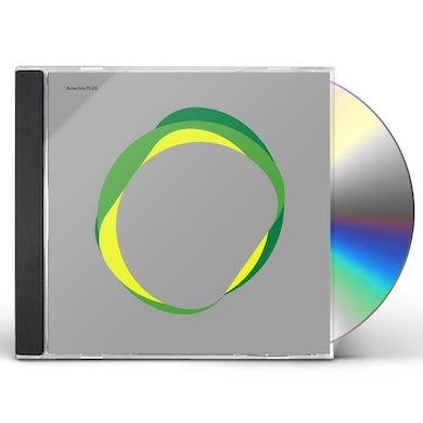 Autechre Plus CD