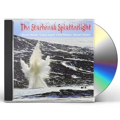 Henry Kaiser STARBREAK SPLATTERLIGHT CD