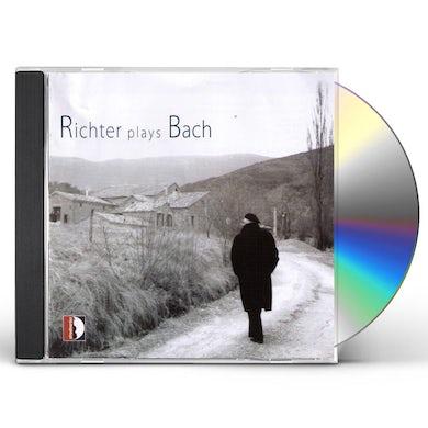 Sviatoslav Richter RICHTER PLAYS BACH CD