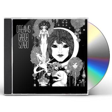 Gabor Szabo DREAMS CD