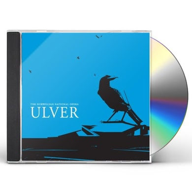 Ulver LIVE AT NORWEGIAN NATIONAL OPERA CD