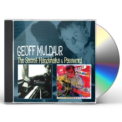 Geoff Muldaur SECRET HANDSHAKE & PASSWORD CD