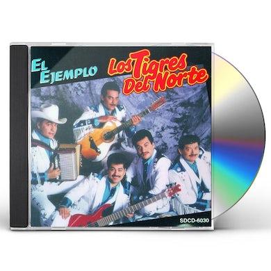 Los Tigres Del Norte   EJEMPLO CD