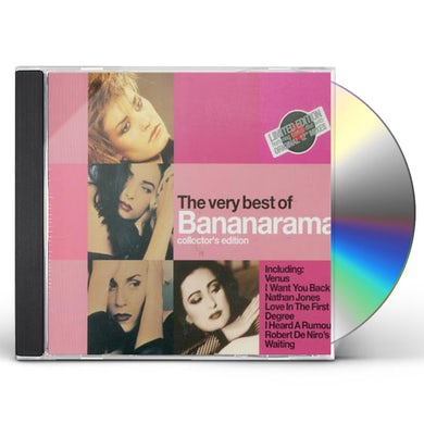 Bananarama VERY BEST OF CD