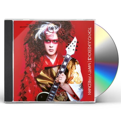 Marty Friedman Tokyo Jukebox 3 CD