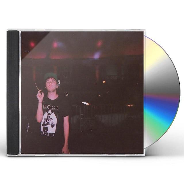 Elvis Depressedly HOLO PLEASURES / CALIFORNIA DREAMIN CD