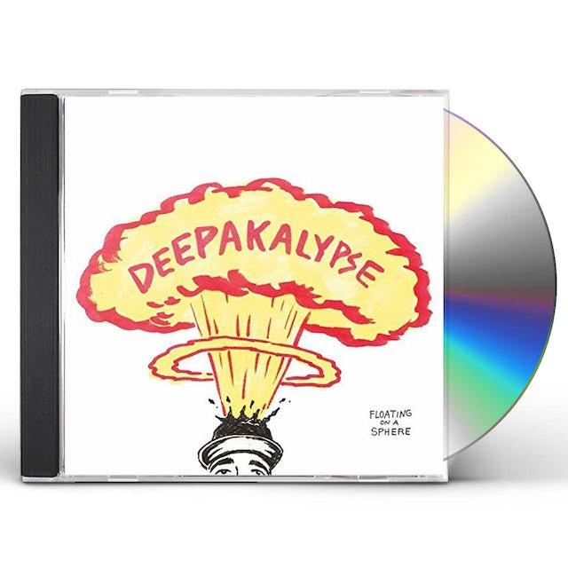 Deepakalypse FLOATING ON A SPHERE CD