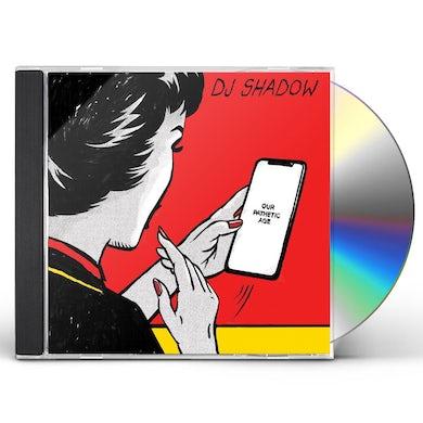 Dj Shadow Our Pathetic Age (2 CD) CD