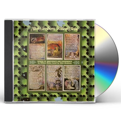 Allen Ginsberg Complete Songs of Innocence and Experience CD