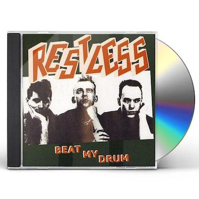 RESTLESS BEAT MY DRUM CD