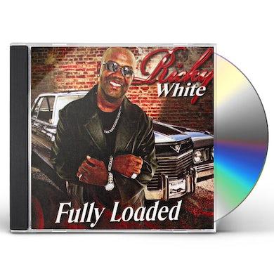 Ricky White FULLY LOADED CD