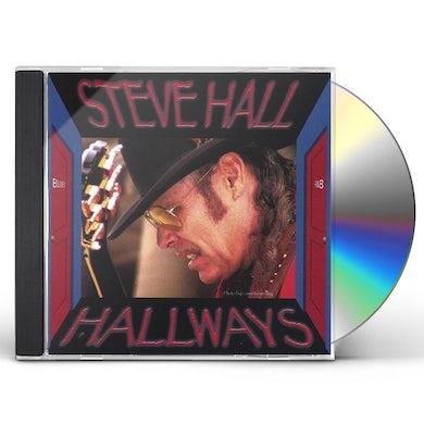 Steve Hall HALLWAYS CD