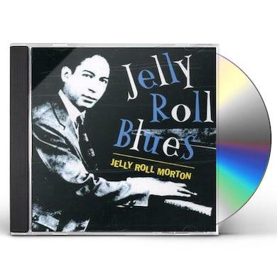 Jelly Roll Morton JELLY ROLL BLUES CD