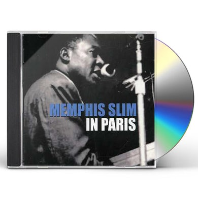 Slim Memphis  IN PARIS CD