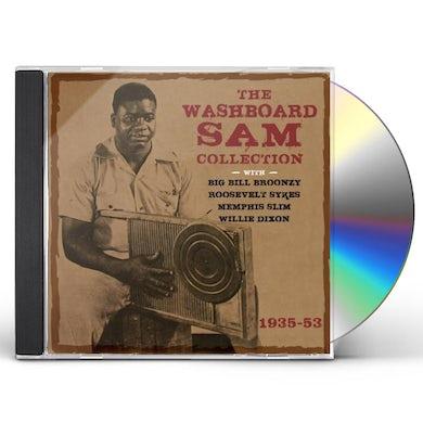 SAM WASHBOARD-COLLECTION: 1 CD