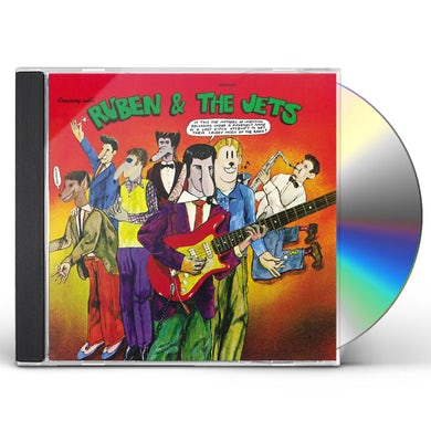 Frank Zappa CRUISING WITH RUBEN & THE JETS CD