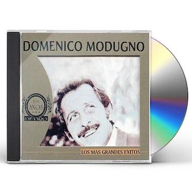 Domenico Modugno LOS MAS GRANDES EXITOS CD