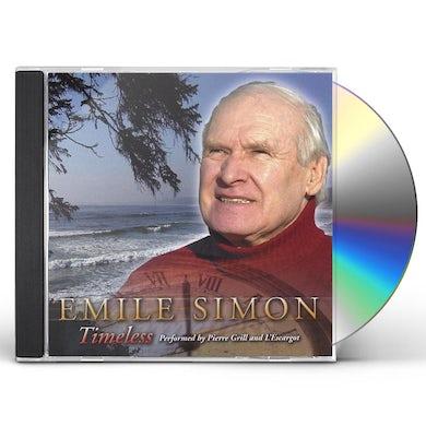 Emile Simon TIMELESS CD