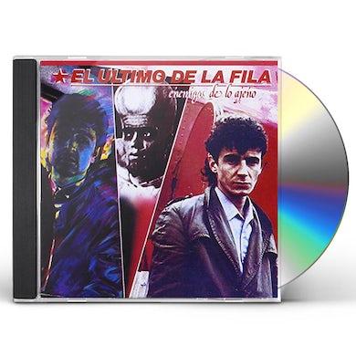 El Ultimo de la Fila ENEMIGOS DE LO AJENO CD