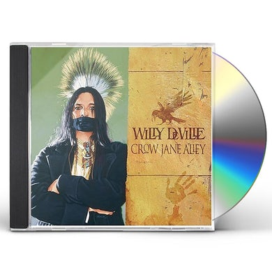 Willy Deville CROW JANE ALLEY CD