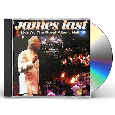 James Last LIVE AT THE ROYAL ALBERT HALL CD
