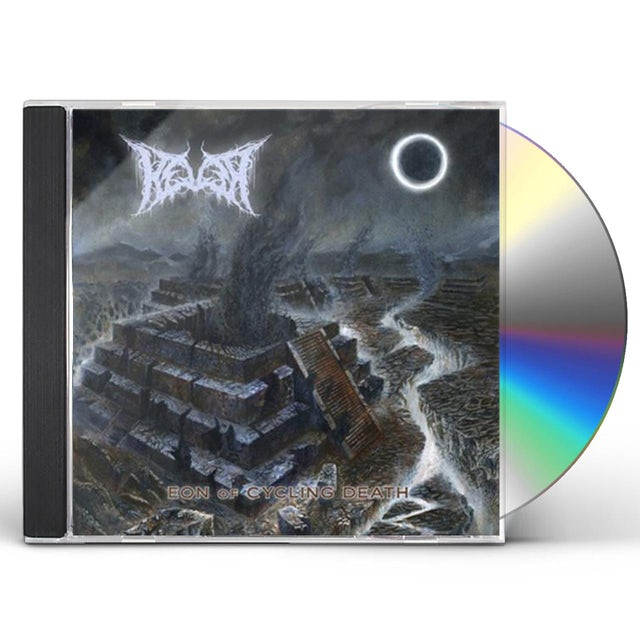 Kever EON OF CYCLING DEATH CD