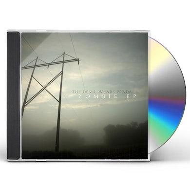 The Devil Wears Prada ZOMBIE CD