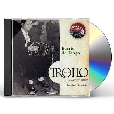 Anibal Troilo BARRIO DE TANGO CD