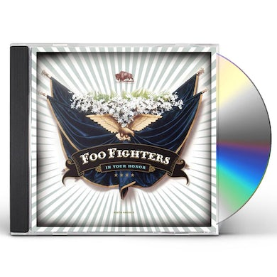 Foo Fighters In Your Honor CD
