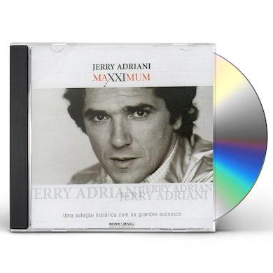 Jerry Adriani MAXXIMUM CD